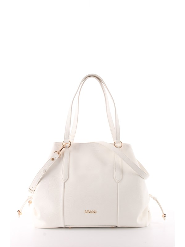 LIU  JO Shoulder bag Off white