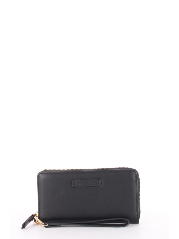 Manila Grace Wallet Black