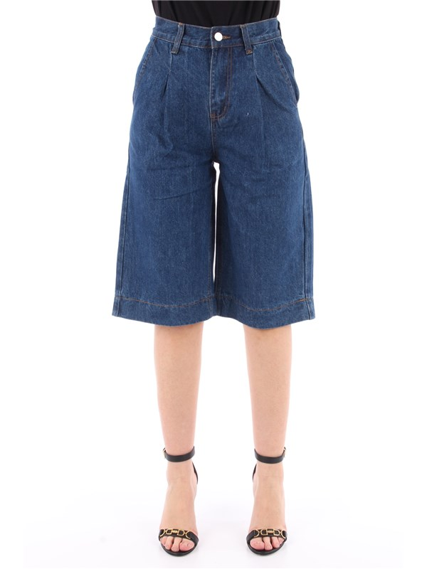 Molly Brachen Bermuda shorts Denim