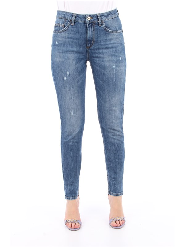 LIU  JO Jeans Denim blue othila wash