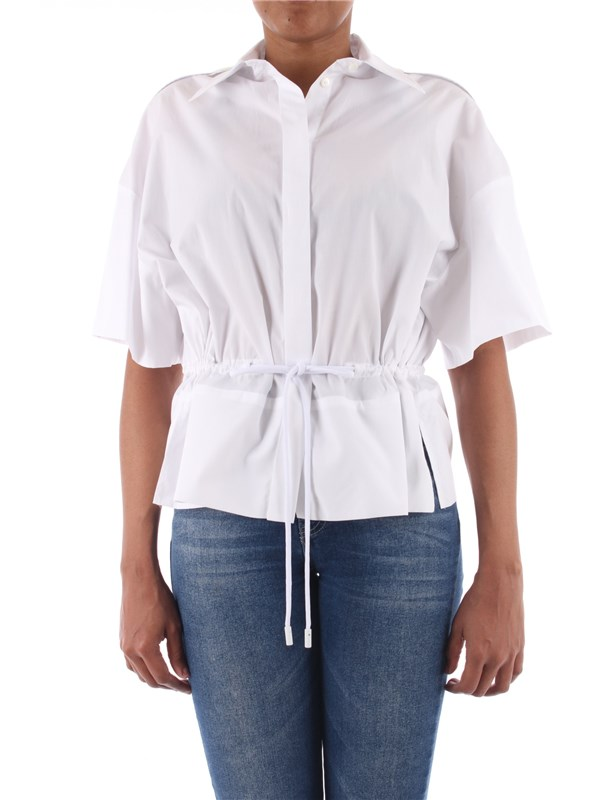 Sportmax Code Shirt Optical white