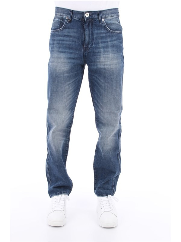 Armani Exchange Jeans Indigo denim