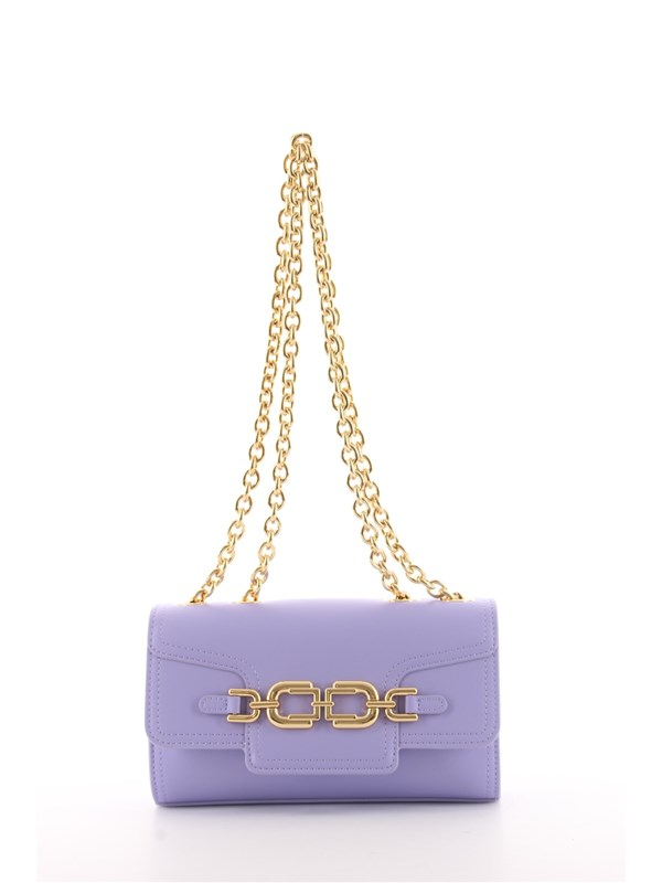 Elisabetta Franchi Shoulder bag Lavender