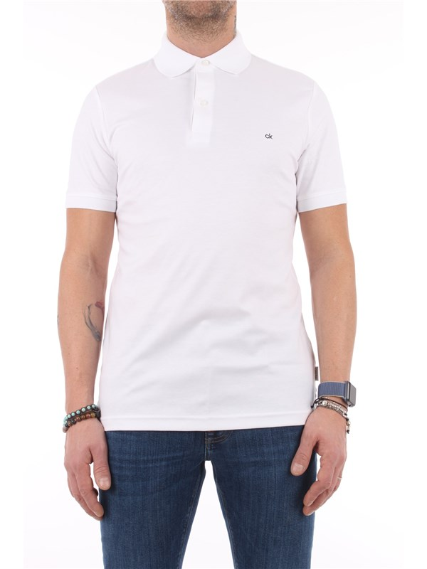 Calvin Klein Polo Bright white