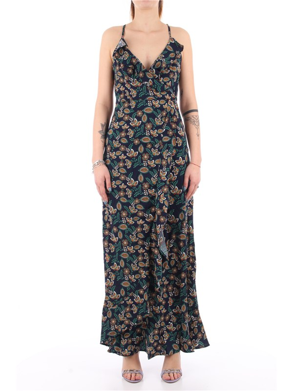 Molly Brachen Long dress SYdney navy