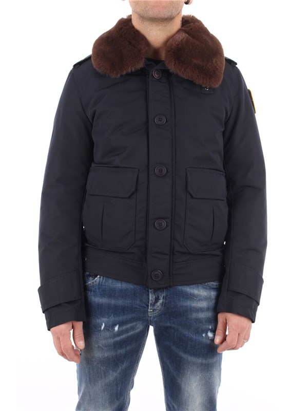 Blauer Coat Cadet blue
