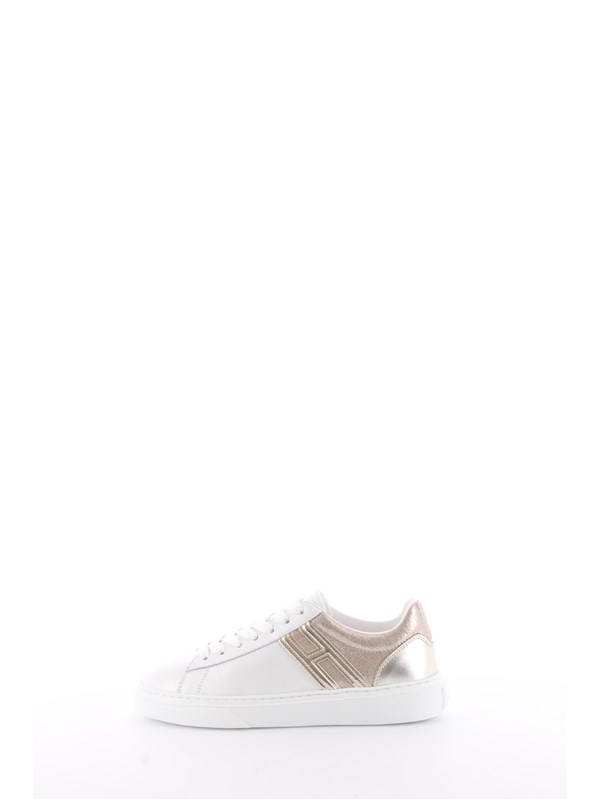 HOGAN Sneakers White / platinum