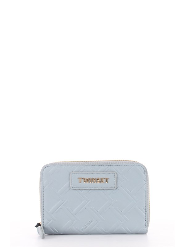 TWINSET Wallet Ash blue