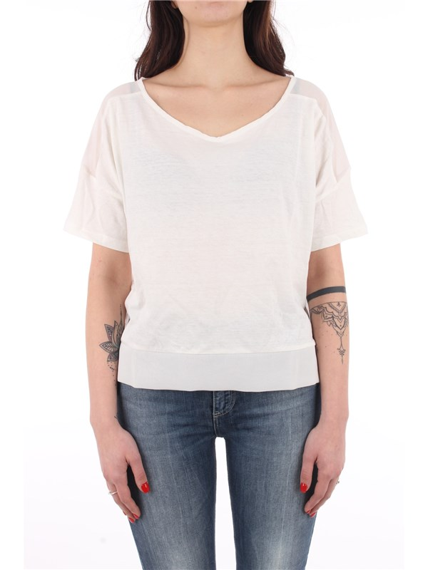 Bomboogie Blouse Off white