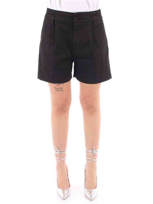 DONDUP Shorts Black