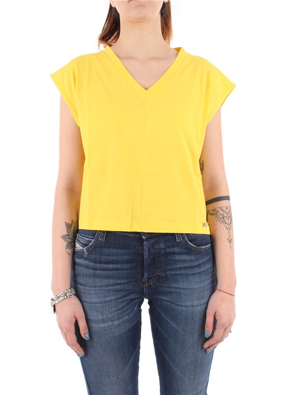 KAOS Top Yellow