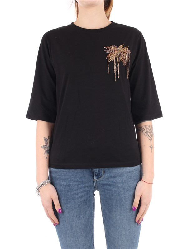 LIU  JO T-shirt Black