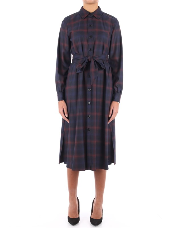 Tommy Hilfiger Chemisier dress Shardow check / deep