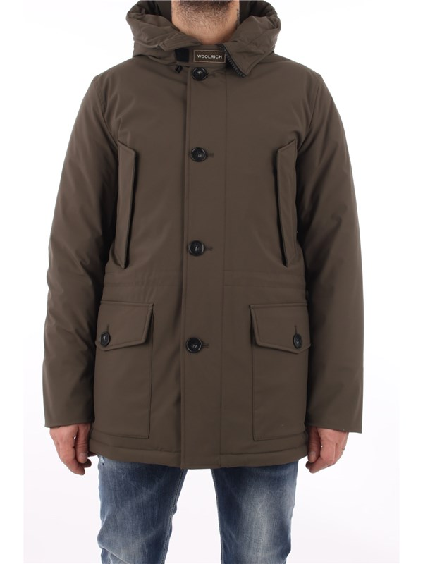 Woolrich Parka Dark green