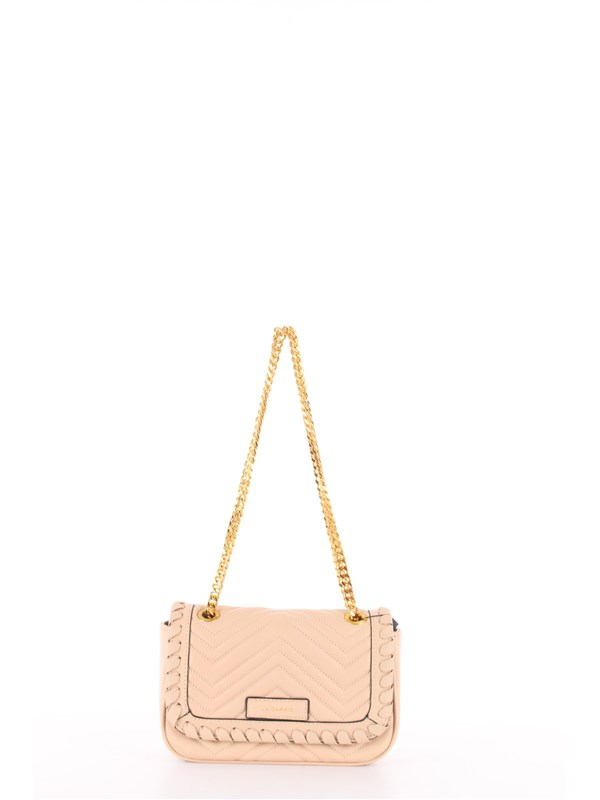LA CARRIE Shoulder bag Beige