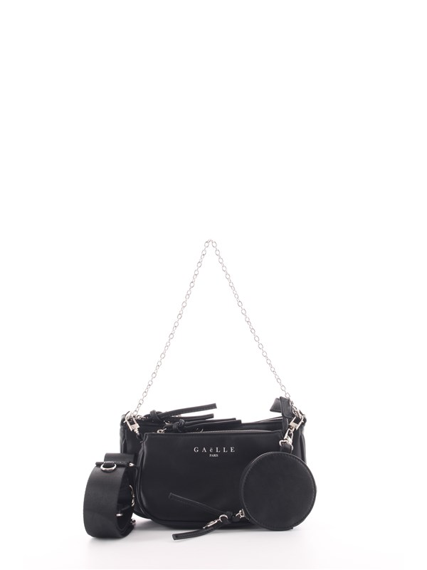GAëLLE Shoulder bag Black