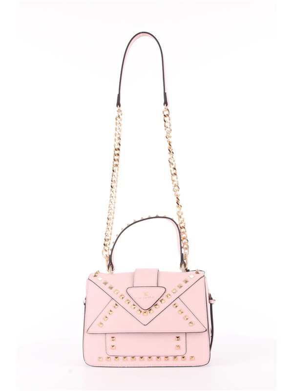 LA CARRIE Shopping Bag Pink