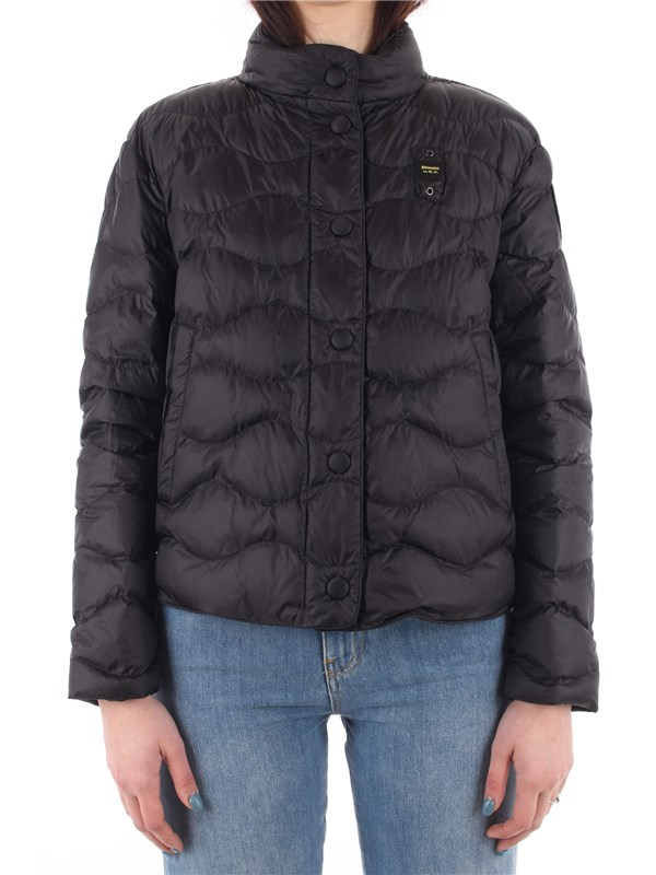 Blauer Coat Black