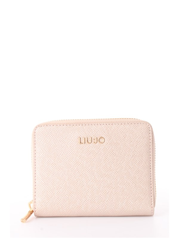 LIU  JO Wallet Light gold