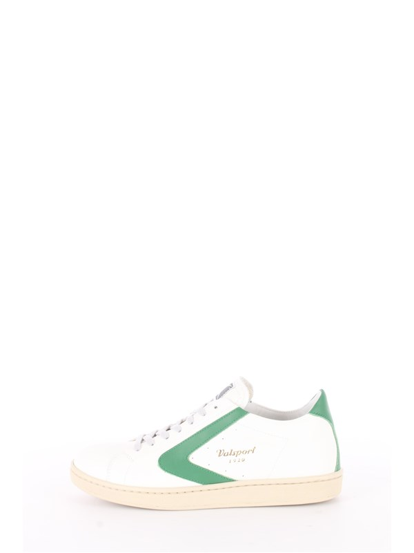 VALSPORT Sneakers White green