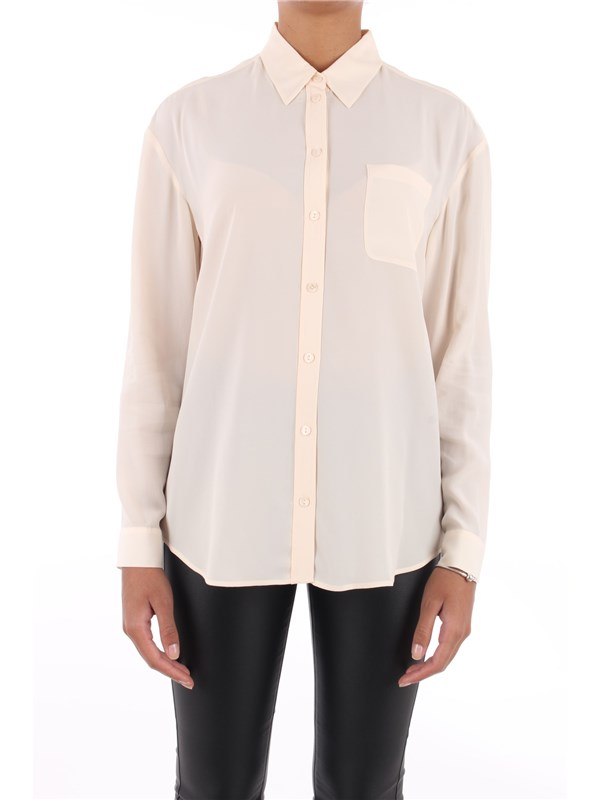 TWINSET Shirt White cream