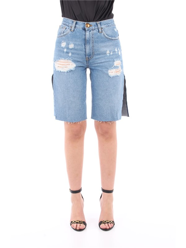 Pinko Bermuda shorts Blue