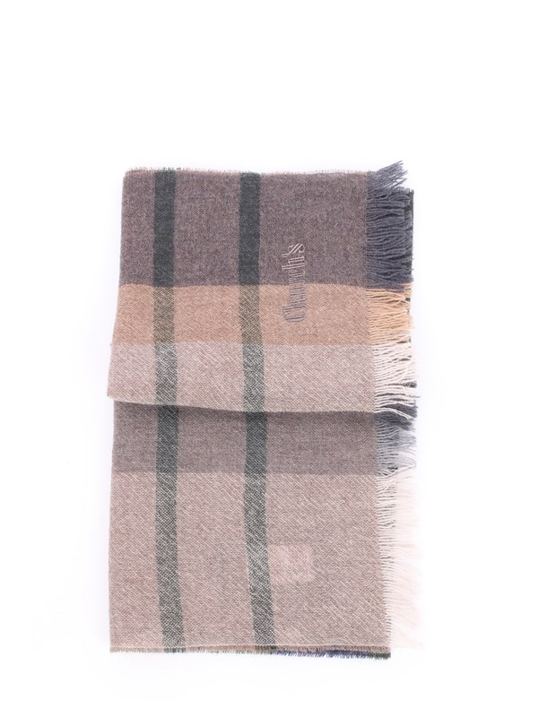 CHURCH'S Scarf Beige / Brown