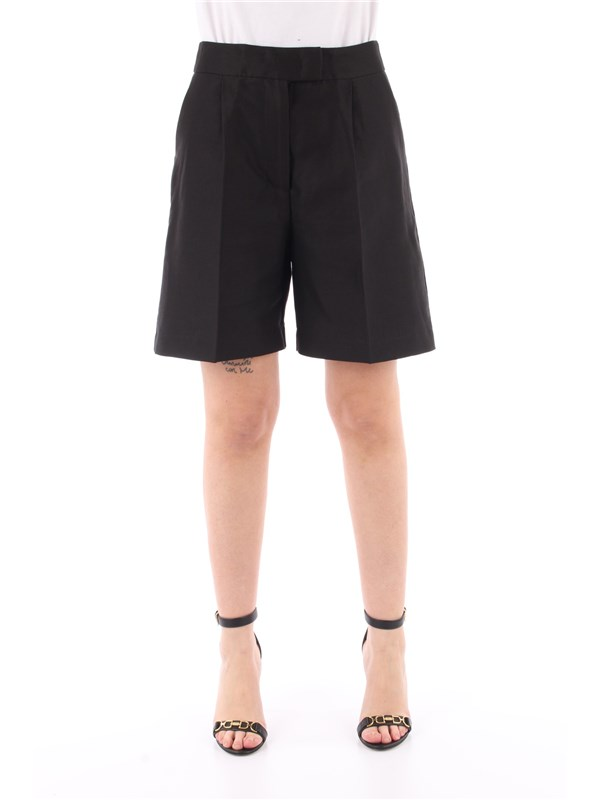 KAOS Bermuda shorts Black