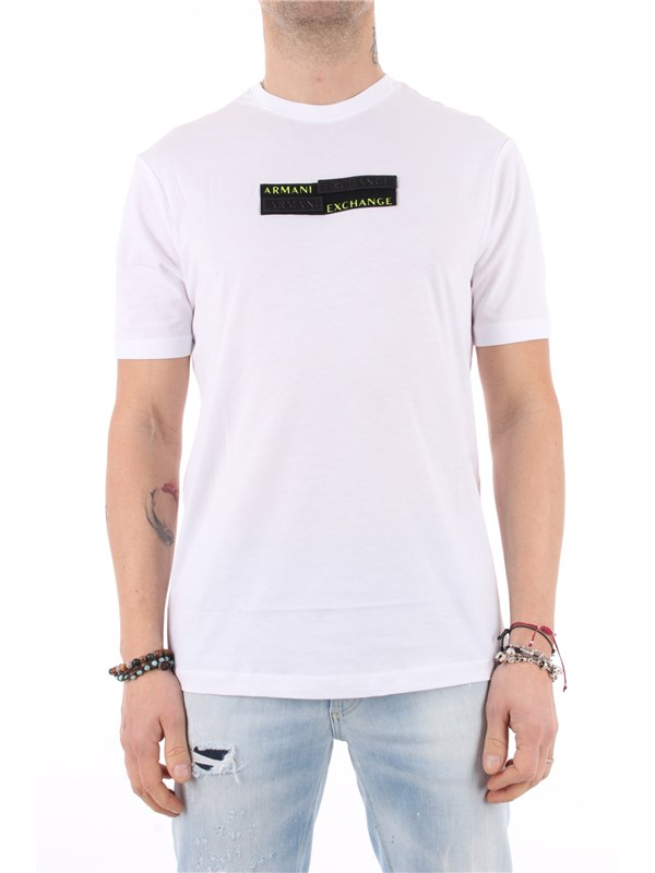 Armani Exchange T-shirt white
