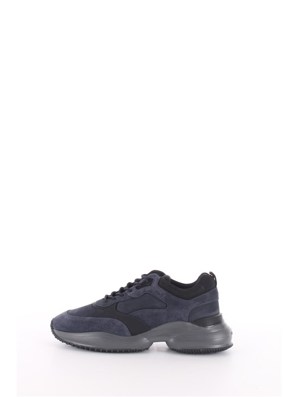 HOGAN Sneakers Dark denim blue / night