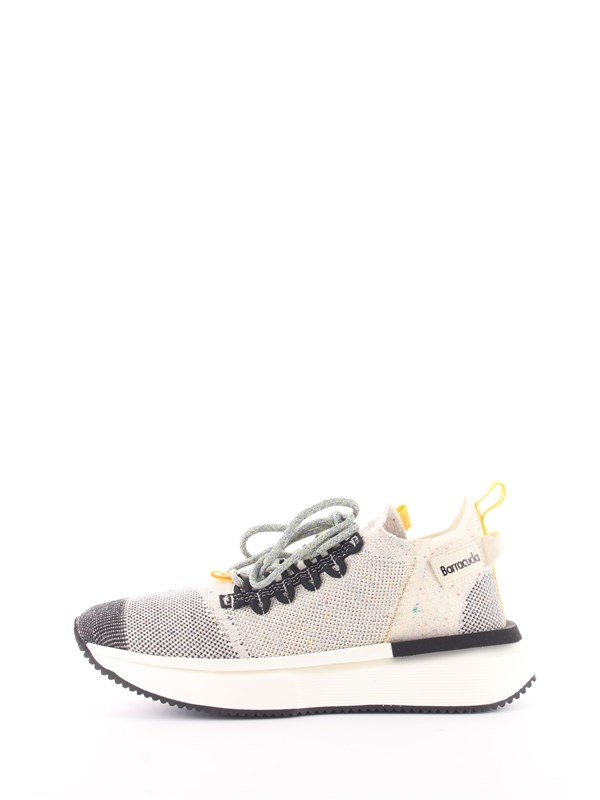 Barracuda Shoes Sneakers White black