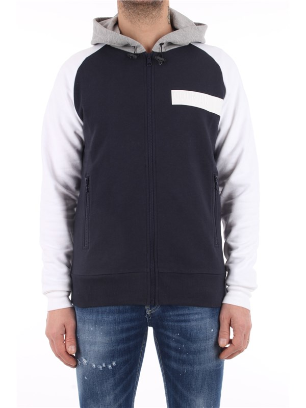 Colmar Sweatshirt Navy / white / gray mel.