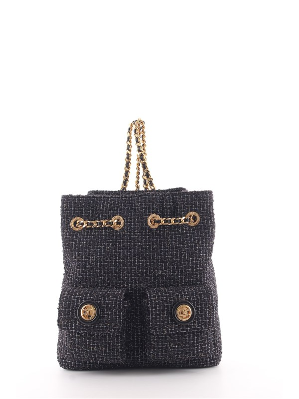 Elisabetta Franchi Backpack Black