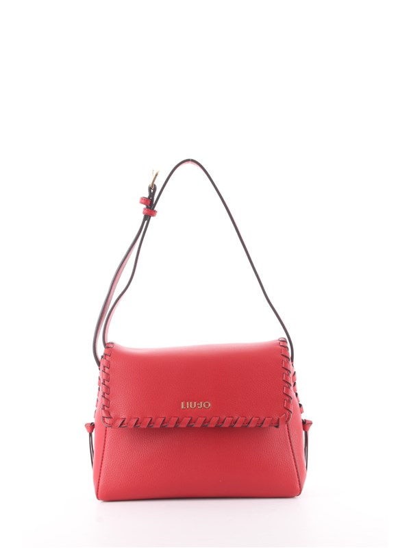LIU  JO Shoulder bag True red