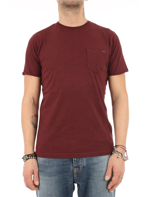 Impure T-shirt Bordeaux