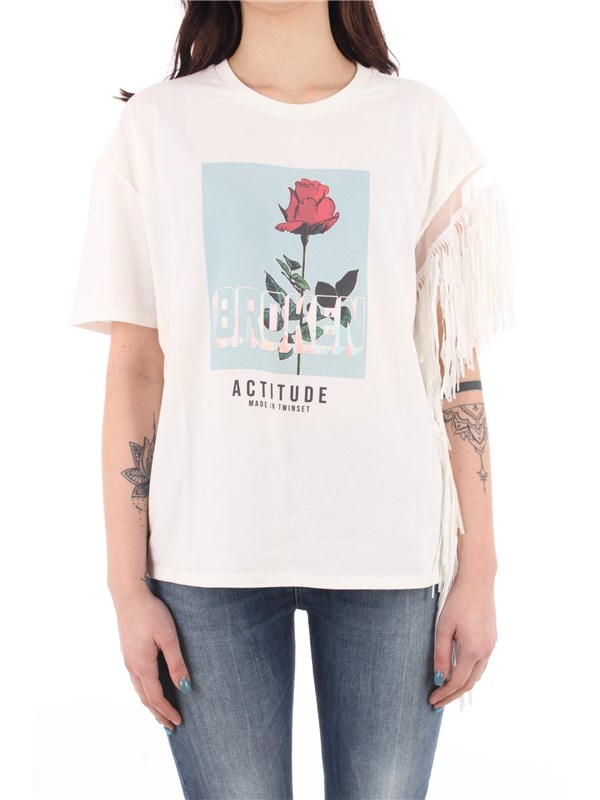 ACTITUDE by TWINSET T-shirt Off white