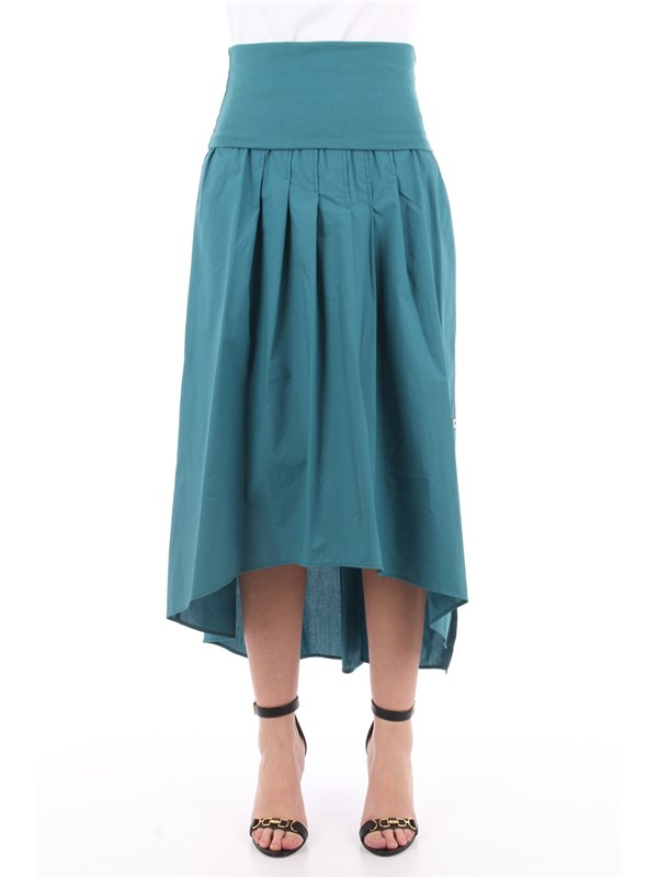 Manila Grace Skirt Teal