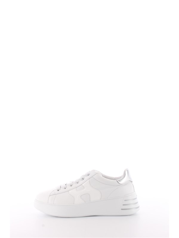 HOGAN Sneakers White / Silver