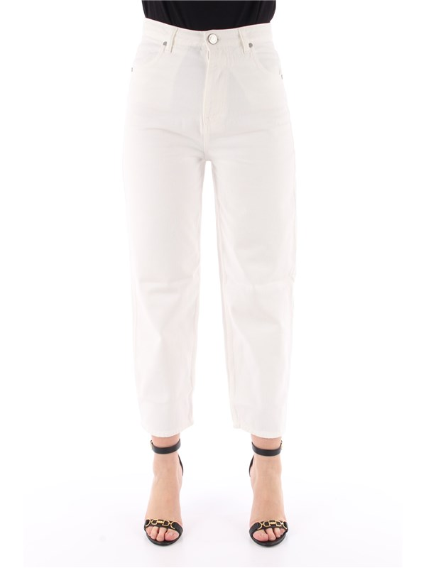 GAëLLE Jeans White