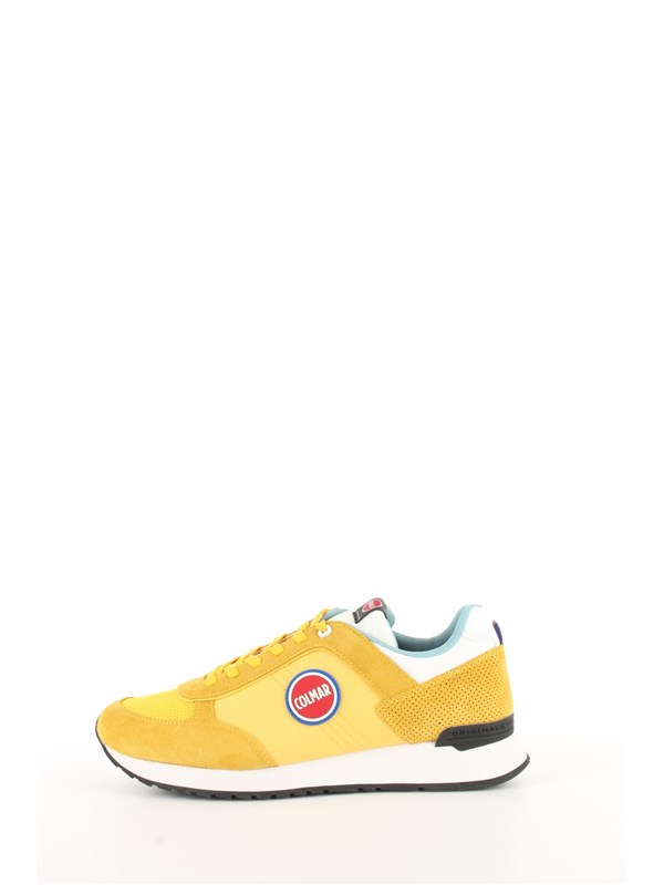Colmar Sneakers Yellow / white