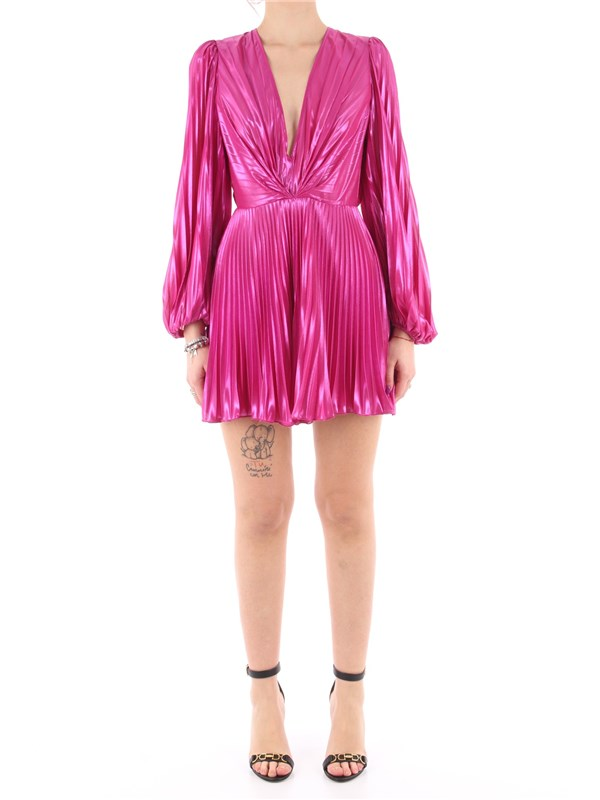 ANIYE'  BY Short dress fuchsia