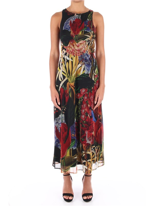 Desigual Long dress Tutti Frutti