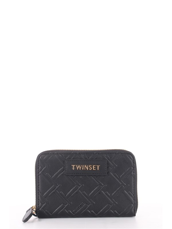 TWINSET Wallet Black