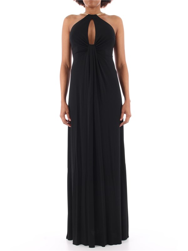 Anna Molinari Long dress Black