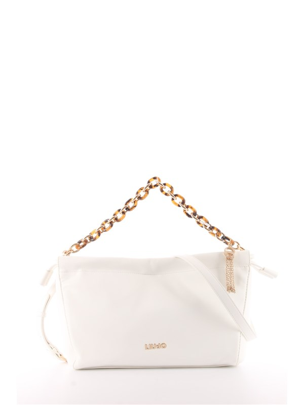 LIU  JO Handbag Off white