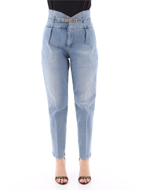 Pinko Jeans Light blue