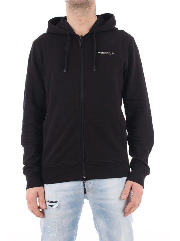 Armani Exchange Sweatshirt Black