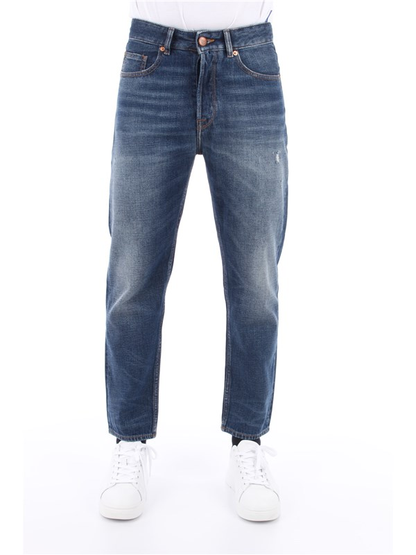 Emporio Armani Jeans Blue denim md