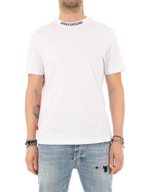 SPRAYGROUND T-shirt White