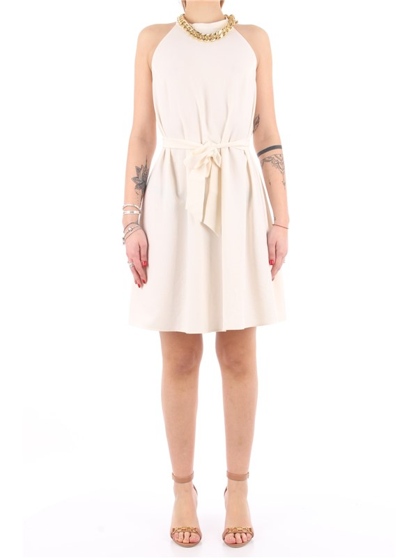 Pinko Short dress white